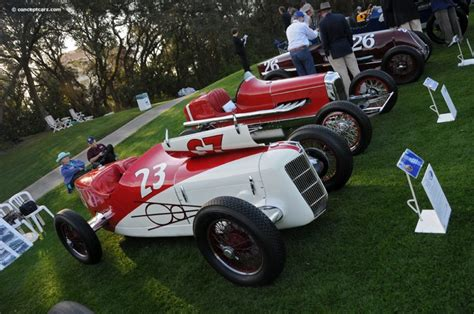 miller ford 1935 miller ford indy car at the amelia island concours d