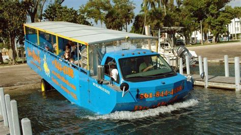 duck boat florida south florida duck boat tours put safety first owners say