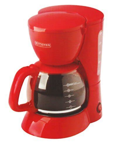 kitchen selectives colors red 5 cup coffee maker buy