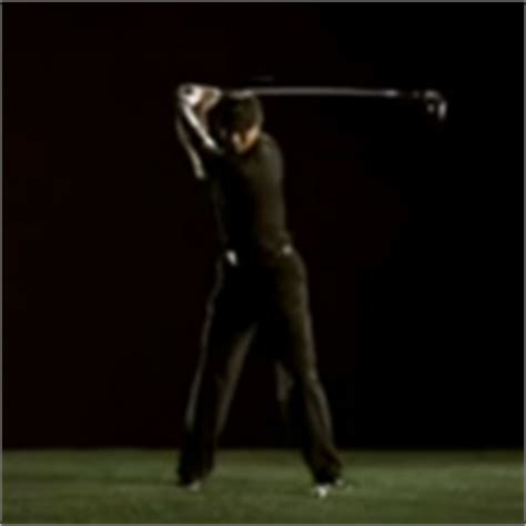 tiger woods golf swing in slow motion stig bj 246 rne film tiger woods
