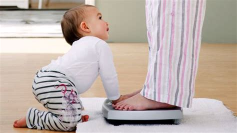 Shedding Baby Weight by