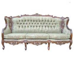 antique baroque sofa 3 seater furnindo