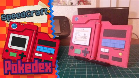 How To Make A Pokedex Out Of Paper - how to make a pokedex out of paper 28 images how to
