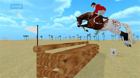 design horse game jumpy horse show jumping for windows 8 and 8 1