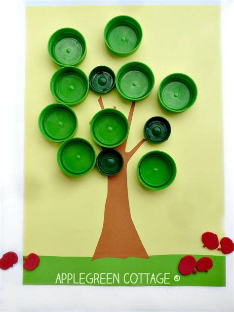 bottle cap crafts for bottle cap activity for allfreekidscrafts
