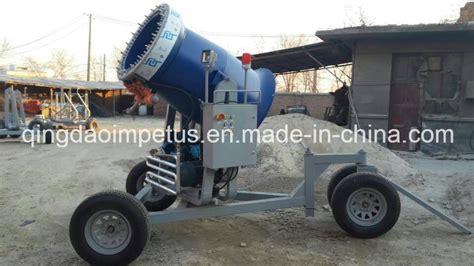 china indoor outdoor snow making machine big snow maker
