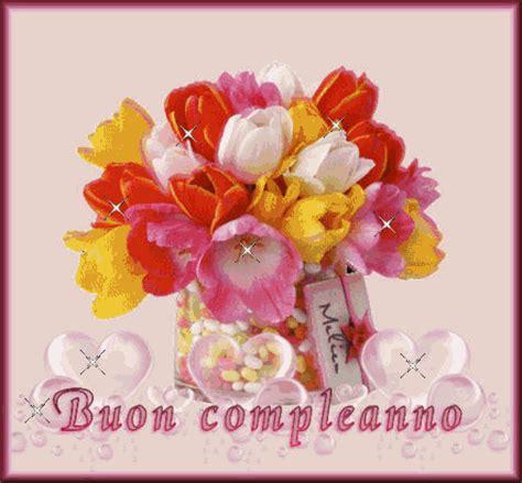 fiori virtuali immagini auguri compleanno con fiori