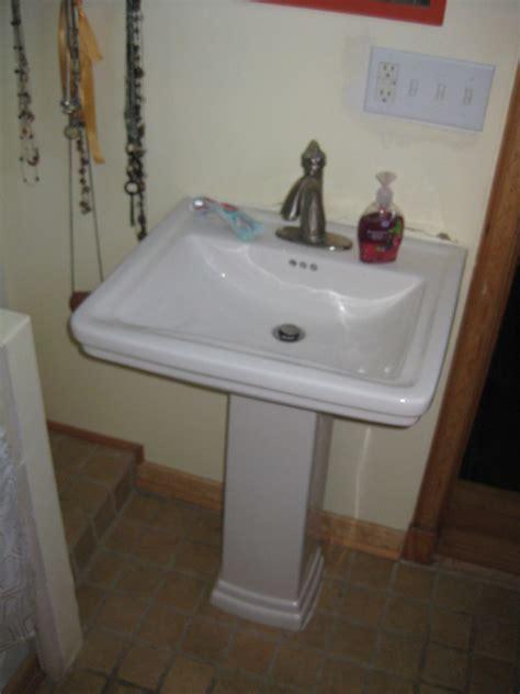 bathroom wall repair bathroom sink wall repair diy and home improvement shroomery message board