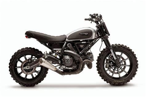 Motorrad Aber Keine Garage by Ducati Scrambler Rocket Garage Dirt Tracker