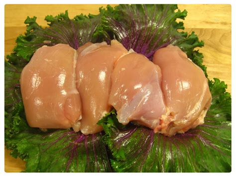 boneless skinless chicken thighs heffron farms
