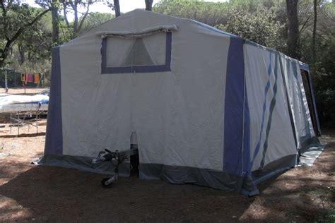 carrello tenda eurotenda carrello tenda marca eurotenda modello eur 400 fotografie