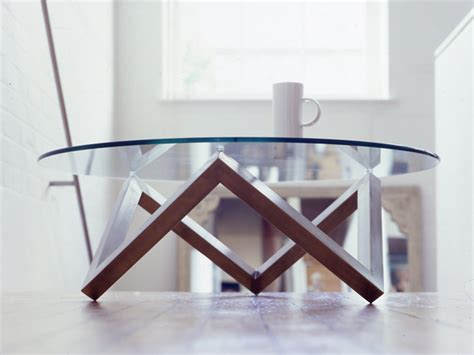 chagne cube coffee table fallen cube coffee table