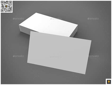 Business Card Template Render by Business Card 3d Render By Shockydesign Graphicriver