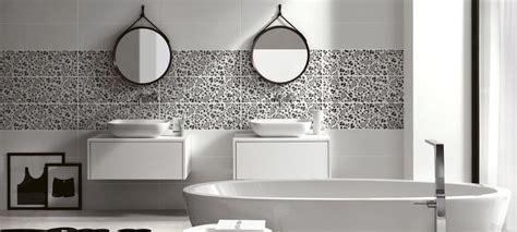 bagni bianchi e neri collezione prestige contrasti bianco e nero ragno