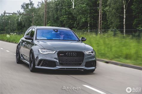 Audi Rs6 Avant C7 by Audi Rs6 Avant C7 2 June 2016 Autogespot