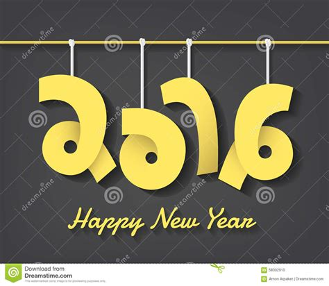 creative happy new year texts cretive illustrations vector stock images 46 pictures to from