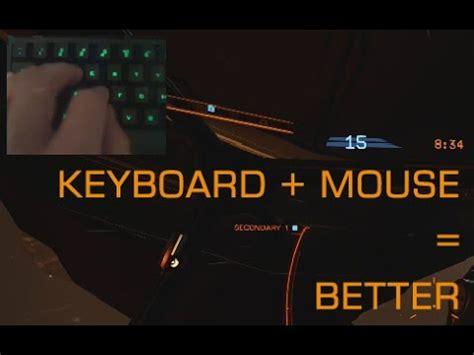elite better keyboard mouse is better for elite dangerous elitedangerous
