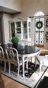 ideas for painted dining room table collections