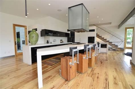 unusual kitchens unusual kitchen stool designs to be used as focal points