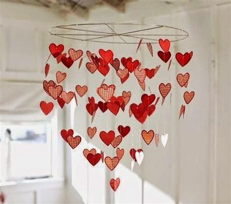 heart decorations for the home valentine decorations for interiors