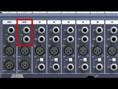 Dj Am And Trachtenberg Hook Up 2 by Guide To Mixing Connecting Equipment