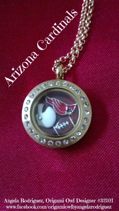 Origami Owl Az - 28 best images about arizona cardinals on