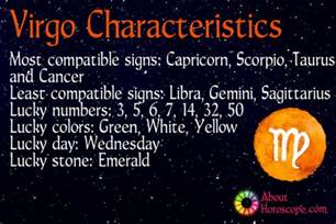 virgo traits personality and characteristics
