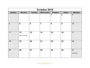 calendar template 2015 pdf october 2015 calendar blank printable calendar template