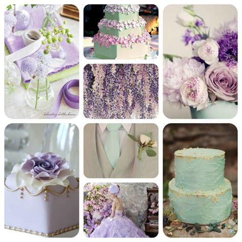 wedding colour schemes lilac mint lilac and gold wedding colour scheme mint wedding