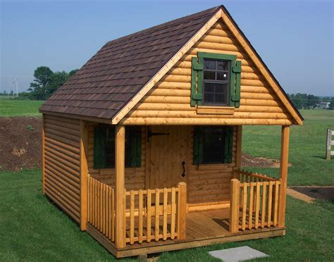 12 X 20 Cabin Floor Plans by Wolf Playhouses Custom Playhouses Gazebocreations Com
