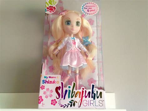 doll on review shibajuku dolls fashion dolls with a difference