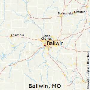 homes for in ballwin mo best places to live in ballwin missouri