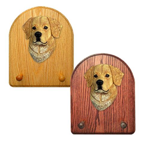 golden retriever leash golden retriever wooden oak key leash rack hanger light