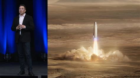 elon musk bfr elon musk s spacex ama living on mars spaceship info