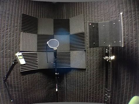 sound room diy voice recording sound booth vocal room 3