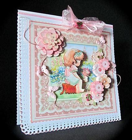 Decoupage Kits Sale - hello butterfly 8x8 mini kit decoupage cup524075 68