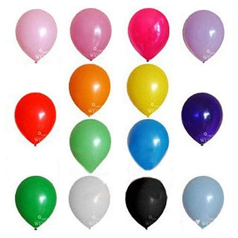 city balloon colors satin balloon assorted colors but at city 5