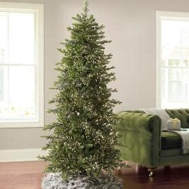 grandinroad noblis fir tree for sale un lit noblis fir artificial tree grandin road