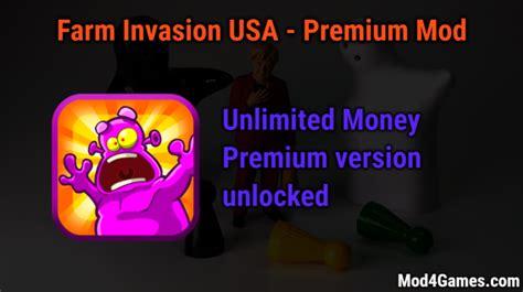 download game farm invasion mod apk farm invasion usa premium unlimited money game mod apk