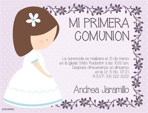 invitaciones primera comuni n tarjetas e invitaciones tarjetas primera comunion www pixshark com images