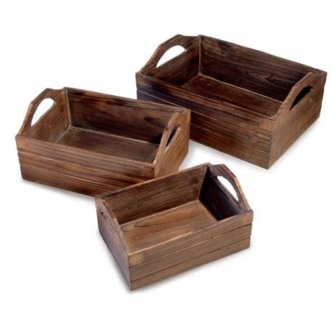 rustic wooden seed tray small 163 2 99