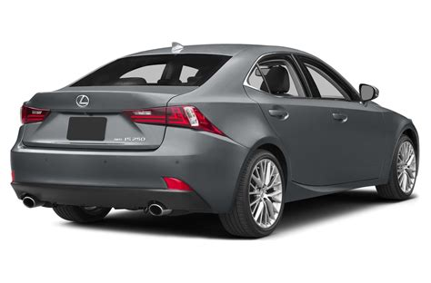 lexus sedans 2015 2015 lexus is 250 price photos reviews features
