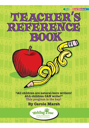reference book writing gallopade international the writing tree s