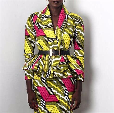 nigerian ankara jackets 20 stylish african print ankara jackets ankara jackets