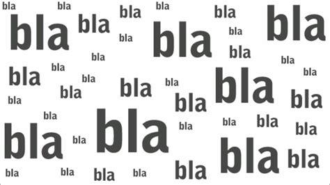 Bla Bla Bla bla bla bla sound effect
