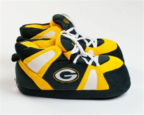 green bay packer slippers green bay packers slippers sports team slippers