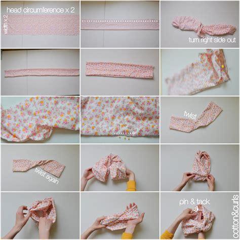 tutorial buat turban baby c 3 diy turban tutorials hair pinterest turban