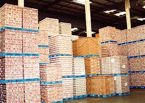 warehouse layout and design block stacking bulk storage concepts
