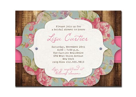 vintage bridal shower invitations templates 10 stirring vintage wedding shower invitations with unique font theruntime