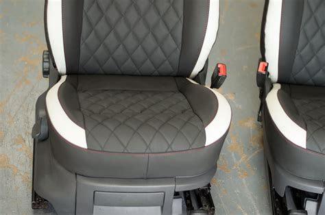 vw caddy bench seat vw caddy leather seats